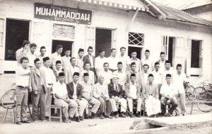 Pesanteran KHA Dahlan Sipirok: Tempat Almarhum pernah belajar