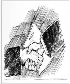 perjanjian silangkitang